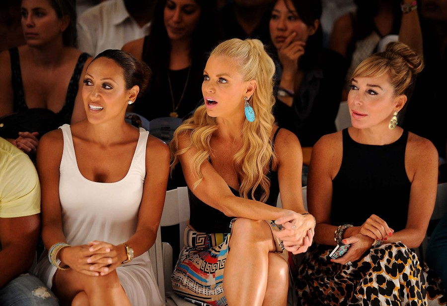 L*Space By Monica Wise - Mercedes-Benz Fashion Week Swim 2014 - Front Row